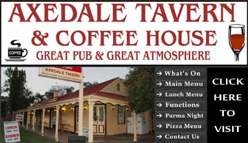 Axedale Tavern & Coffee House
