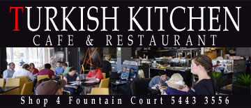 Turkish Kitchen - Cafe & Restaurant